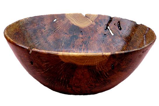Oak Nut Bowl