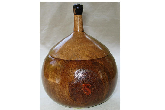 Lidded Round Box