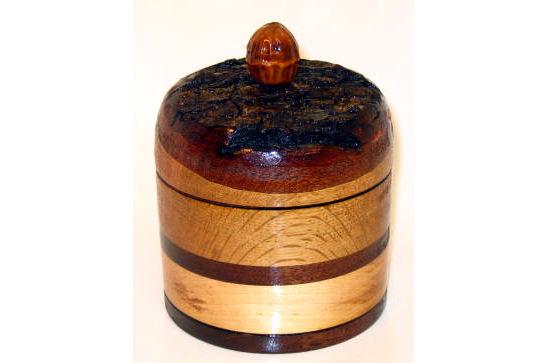 Acorn Round Box #186