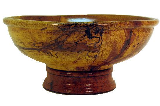 Pedestal Bowl #187