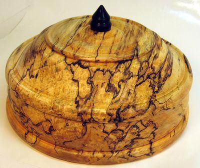 spltd maple jewl box top