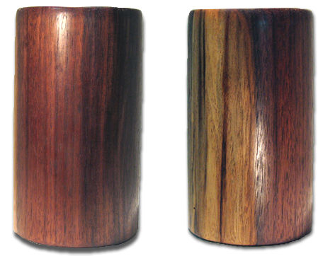 Black Walnut Vase #227