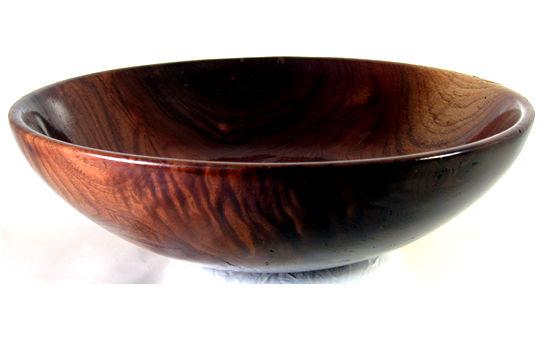 Black Walnut Bowl #260