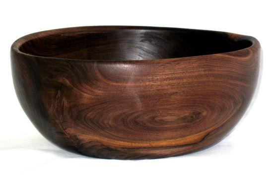 Small Black Walnut Bowl #349