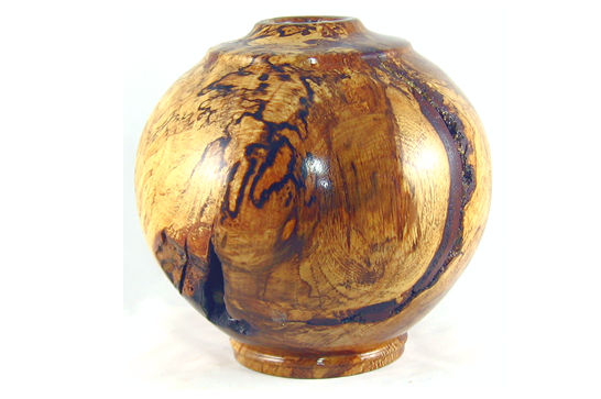 Oak Hollow Form Sphere #371