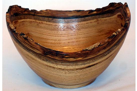 Small Natural Edge Bowl #401