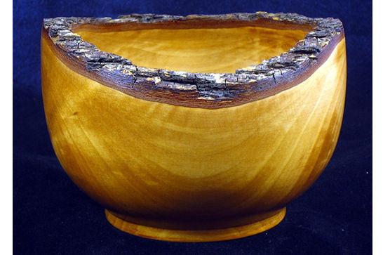 Small Natural Edge Bowl #409
