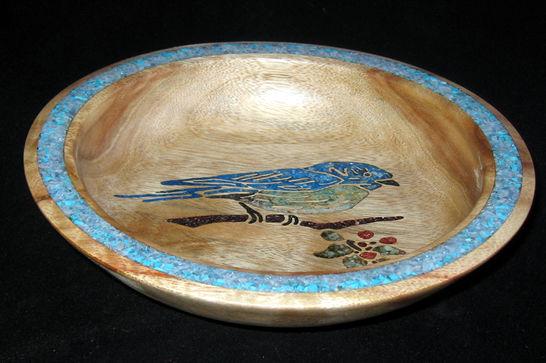 Bluebird Dish #415