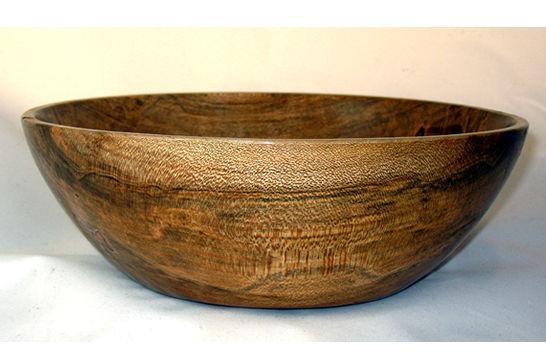 Small Ambrosia Maple Bowl #416