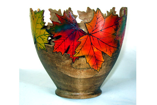 Autumn Leaves Piece 423
