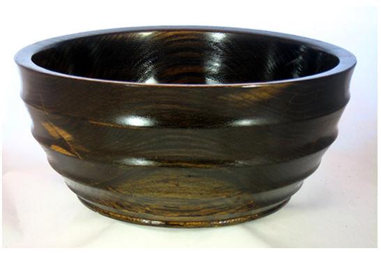 Antique Oak Bowl Piece 426