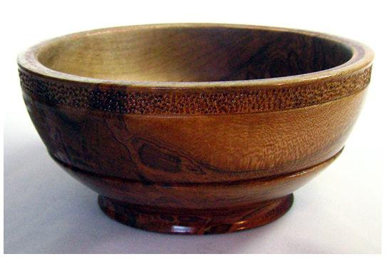 Fancy Rice Bowl # 446