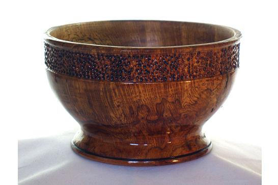 Burly Fancy Rice Bowl # 448
