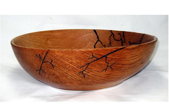 Shattered Bowl # 461
