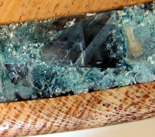 Calcite Inlay