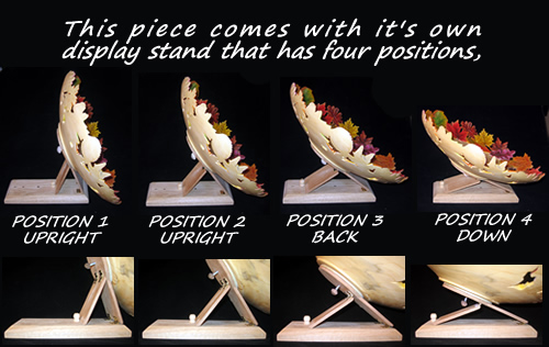 Detachable Display Stand