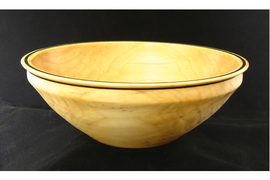 Maple Salad Bowl # 497