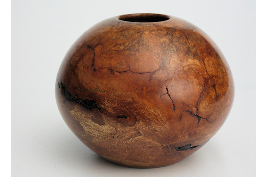 Small Oak Burl Form #551