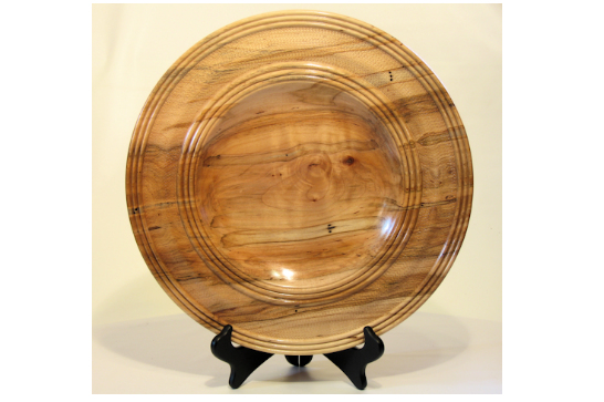 Ambrosia Maple 15″ Platter #557