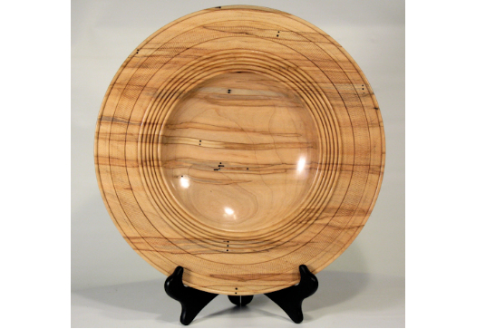 Ambrosia Maple 14.5″ Platter #560