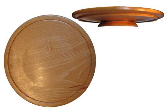 Beech Platter #134