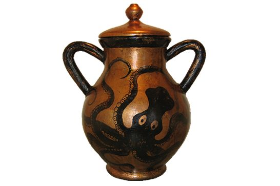 Greek Vase | woodpops.com